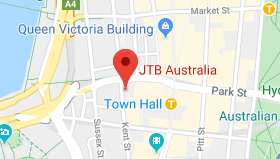 JTB Australia - Sydney Office