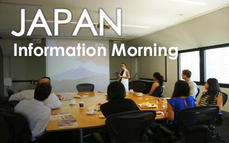 Japan Information Morning