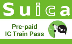 Suica Travel Card