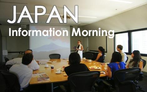 Japan Information Morning