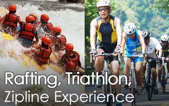 5 Day Triathlon Adventure Tour